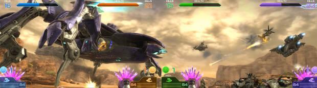 Presentada la recreativa Halo: Fireteam Raven Imagen 2