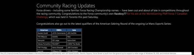 Rumor: Se filtra Forza Street, un juego para móviles Imagen 2