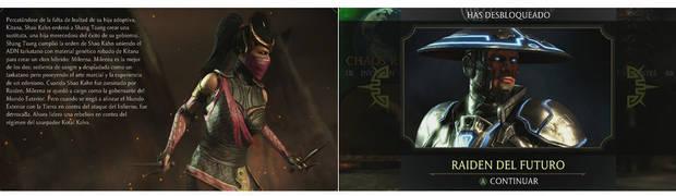 Trajes Mortal Kombat X - Guía