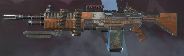 Apex Legends - Armas: Ametralladora ligera