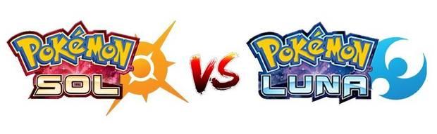 pokemon sol vs pokemon luna