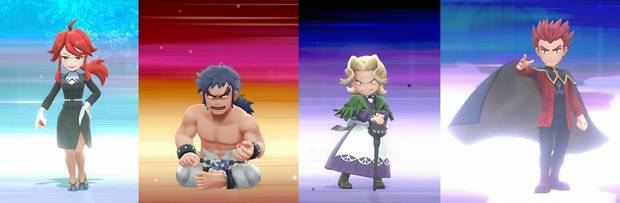 Pokémon Let's Go - Meseta Añil: Alto Mando