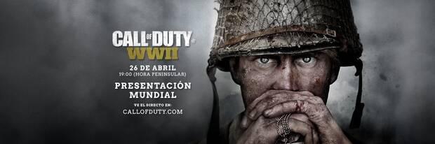 Activision anuncia oficialmente Call of Duty: WWII Imagen 2
