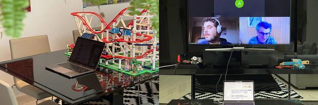 Desde casa: Los profesionales del videojuego muestran cómo trabajan en sus hogares Imagen 10