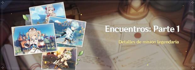 Genshin Impact - Nuevo sistema de Encuentros