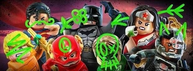 LEGO DC Villians podría anunciarse la próxima semana de forma oficial Imagen 2