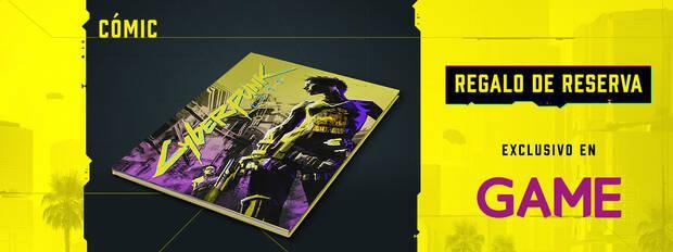 GAME detalla sus incentivos por la reserva de Cyberpunk 2077 Imagen 2