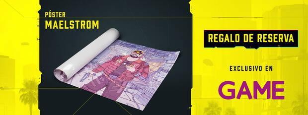 GAME detalla sus incentivos por la reserva de Cyberpunk 2077 Imagen 3