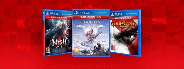 Sony añade nuevos títulos a su gama económica PlayStation Hits Imagen 2