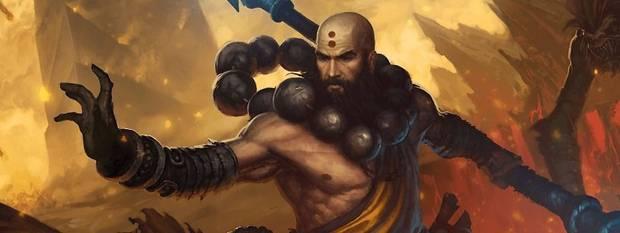 Diablo 3 Eternal Collection - Monje
