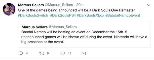 Un rumor asegura que Dark Souls llegaría remasterizado a One, PS4 y Switch Imagen 2