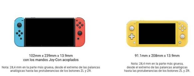 Nintendo Switch Lite sale a la venta el 20 de septiembre - TODOS los detalles y precio Imagen 7