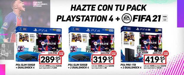 FIFA 21  en GAME: Este es todo el contenido que puedes comprar ya en tiendas y web Imagen 3