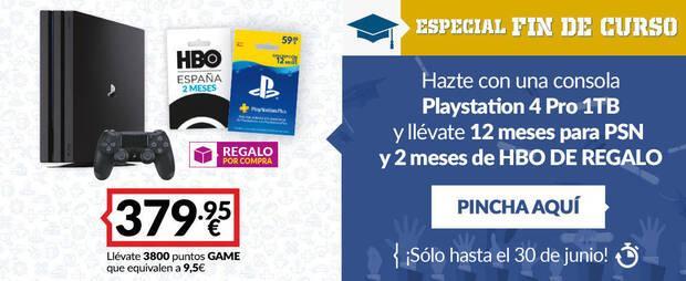 GAME presenta sus ofertas 'Fin de curso' hasta el 30 de junio Imagen 2