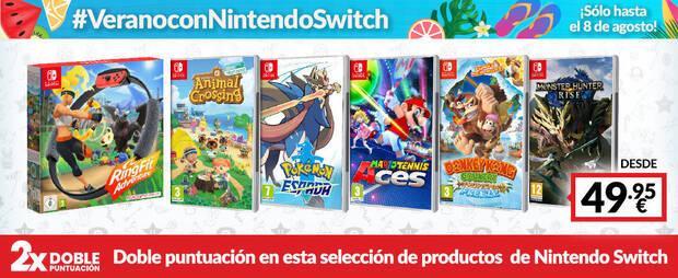 Summer Nintendo Switch GAME Deals