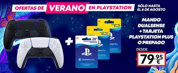 Ofertas en packs de PlayStation en GAME.