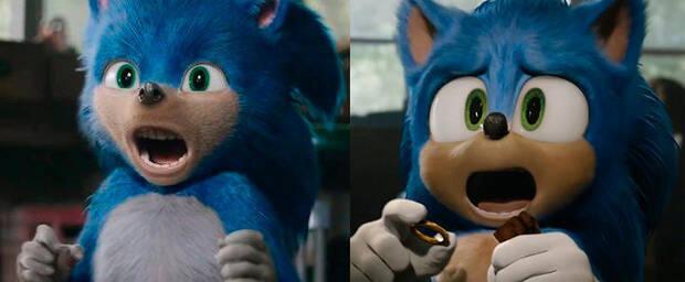 Película de Sonic: Nuevo tráiler y presentación del rediseño de su protagonista Imagen 2