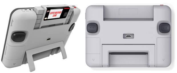 Super Retro Champ consola portátil