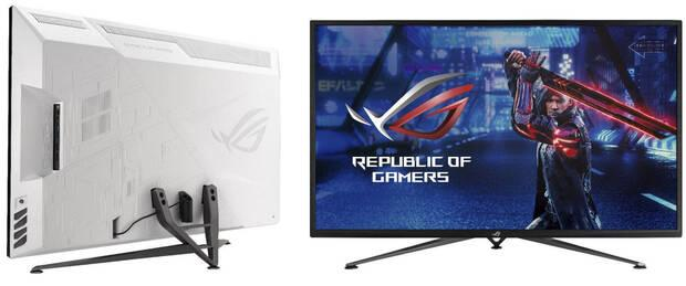 Monitor Asus Designed for Xbox