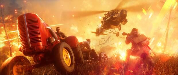 Battlefield 5: Primer tráiler de Firestorm, el Battle Royale de Battlefield Imagen 3