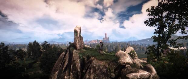 The Witcher 3 luce espectacular gracias al mod Black Unicorn Reshade Imagen 3