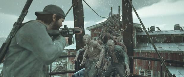 Captura de Days Gone en PC.