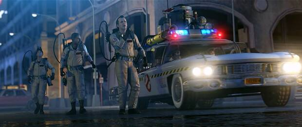 Ghostbusters: The Video Game Remastered Imagen 1