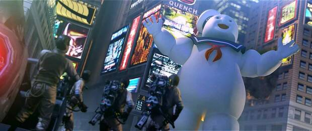 Ghostbusters: The Video Game Remastered Imagen 2
