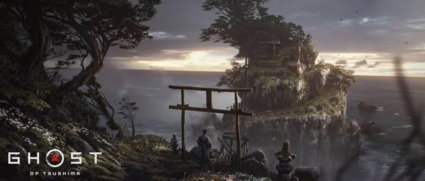 Ghost of Tsushima Imagen 1