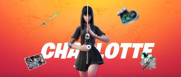 Charlotte - Fortnite