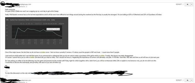Steam retira los juegos de un desarrollador por manipular análisis Imagen 2
