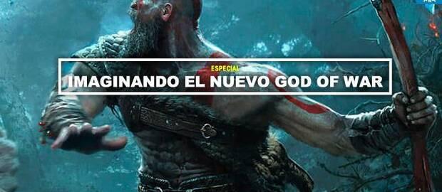 Imaginando el nuevo God of War