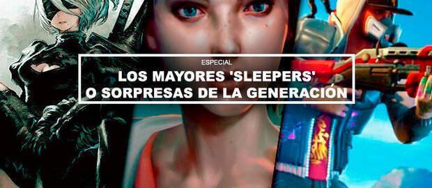 Los mayores sleepers o sorpresas de la generación
