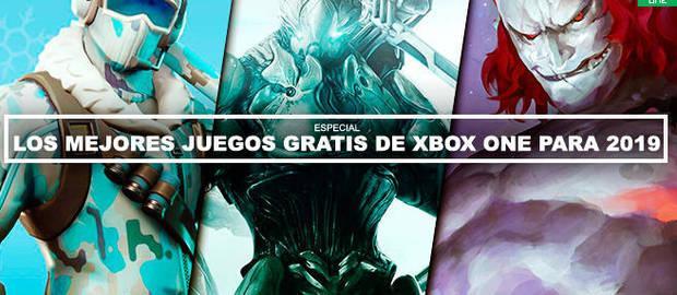 Los MEJORES juegos gratis de Xbox One para 2019