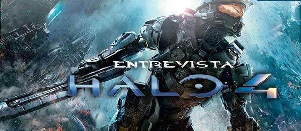 Frank O'Connor y Halo 4