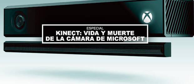 Kinect: Vida y muerte de la cámara de Microsoft