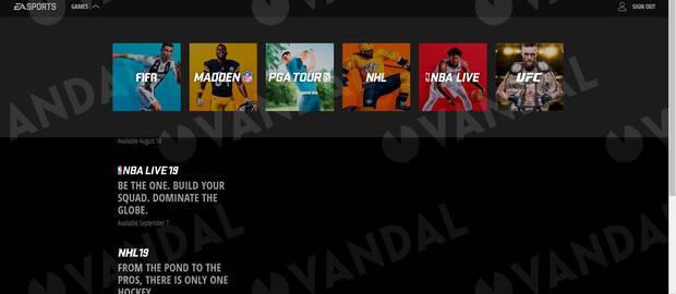 EA Sports elimina silenciosamente a Cristiano Ronaldo de la web de FIFA 19 Imagen 6