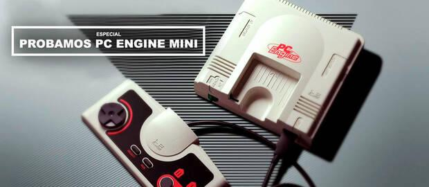 Probamos PC Engine Mini