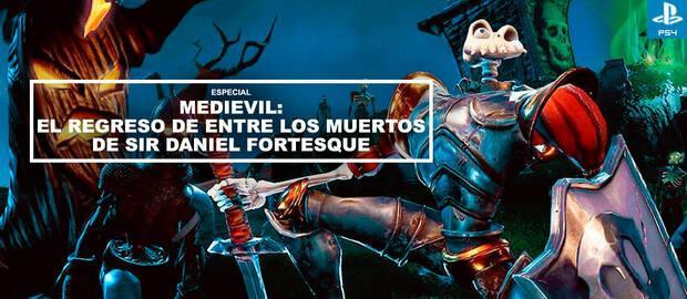 Medievil: El regreso de entre los muertos de Sir Daniel Fortesque