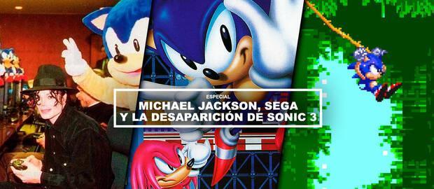 Michael Jackson, Sega y la desaparición de Sonic 3