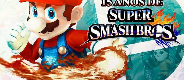 15 años de Super Smash Bros.
