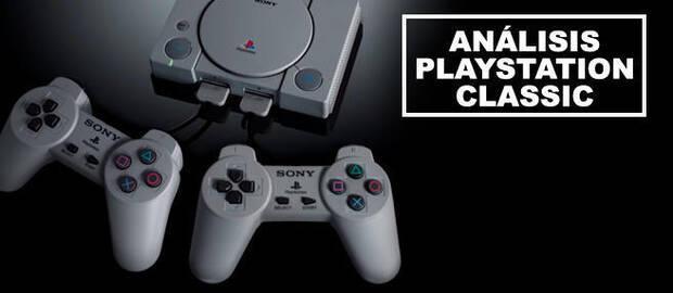 Análisis PlayStation Classic