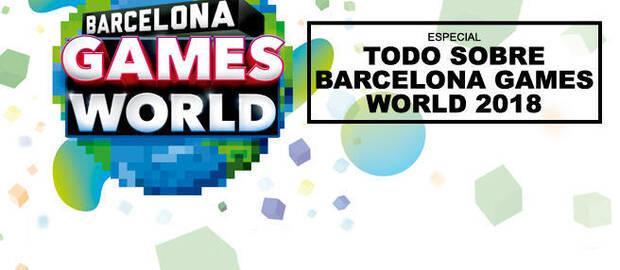Todo sobre Barcelona Games World 2018