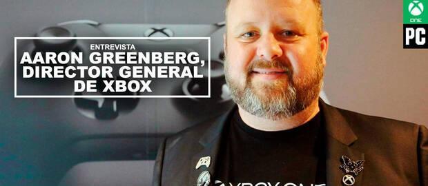 El futuro de Xbox y Game Pass: Entrevista a Aaron Greenberg, director general de Xbox