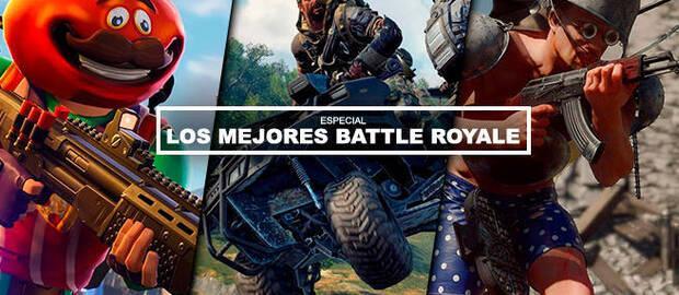 Los MEJORES juegos Battle Royale que existen - ¡Imprescindibles!
