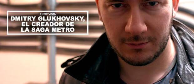 Dmitry Glukhovsky, el creador de la saga Metro