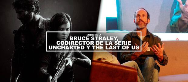 Entrevista Bruce Straley, codirector de la serie Uncharted y The Last of Us