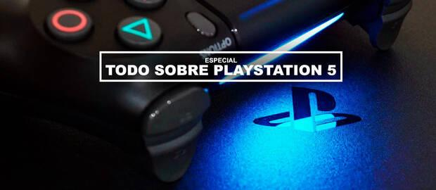 Todo lo que sabemos de PS5, la nueva consola de Sony