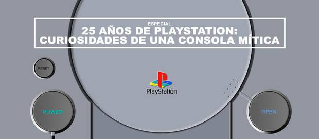 25 años de PlayStation: Curiosidades de una consola mítica