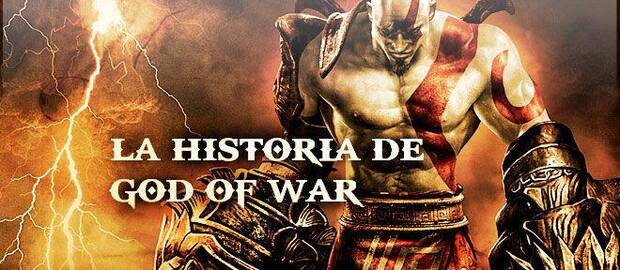 La historia de God of War
